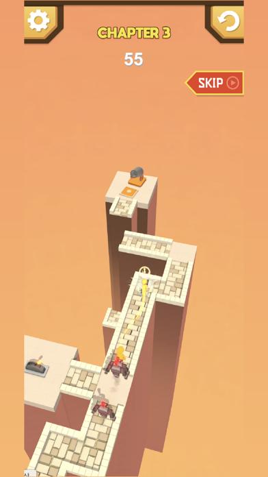 Time Walker 3D screenshot 3