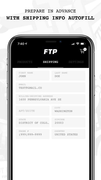 FTP® screenshot-1