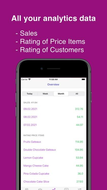 iZ: Orders calculator screenshot-4