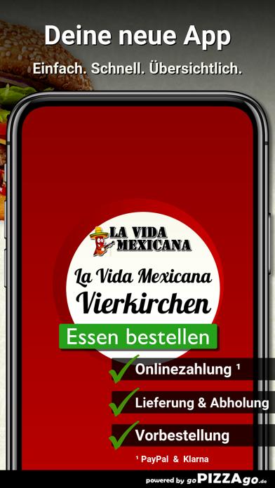 La Vida Mexicana Vierkirchen screenshot 1