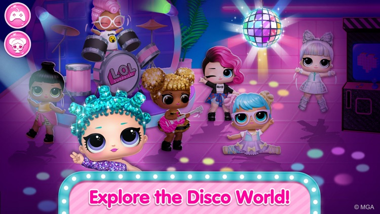 L.O.L. Surprise! Disco House screenshot-5