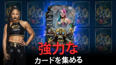 WWE SuperCard - バトルカードのおすすめ画像2