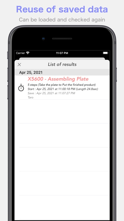 TPS Time Recorder screenshot-5
