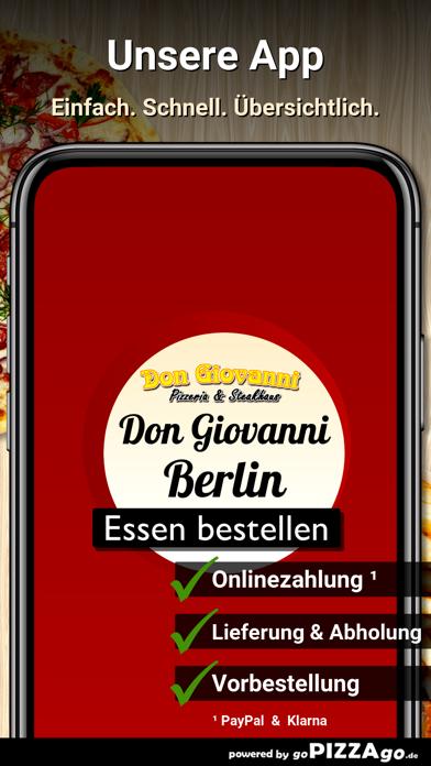 Don Giovanni Berlin screenshot 1