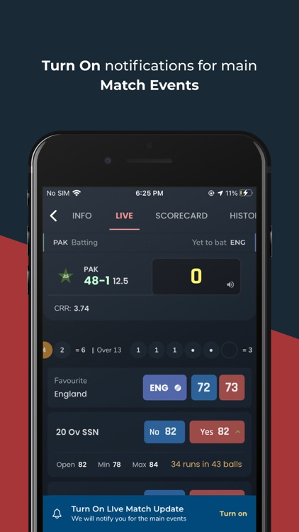Cricket Exchange - Live Score screenshot-6