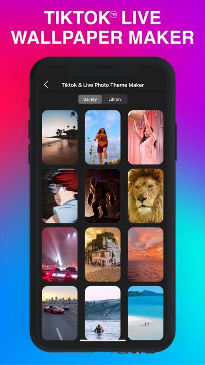 Yo! Live Wallpaper 4K Connect screenshot-0
