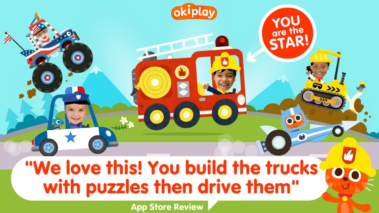 Cars Game for Kids age 2 to 5 screenshot-0