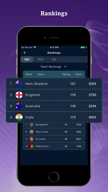 ScoreBazaar Cricket Live Line screenshot-6