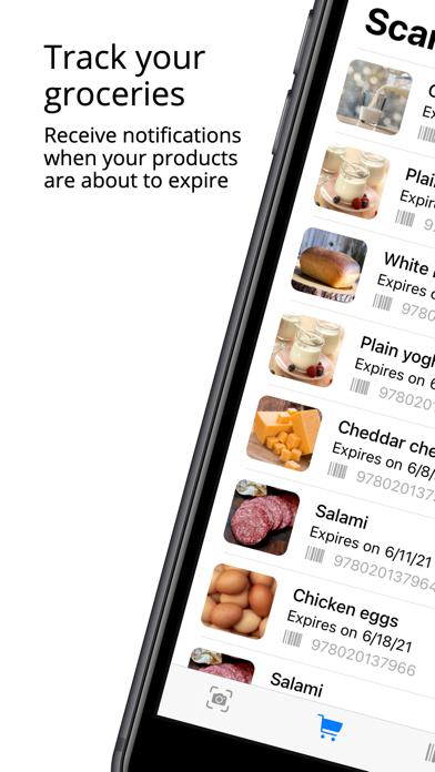Xpiry screenshot 1