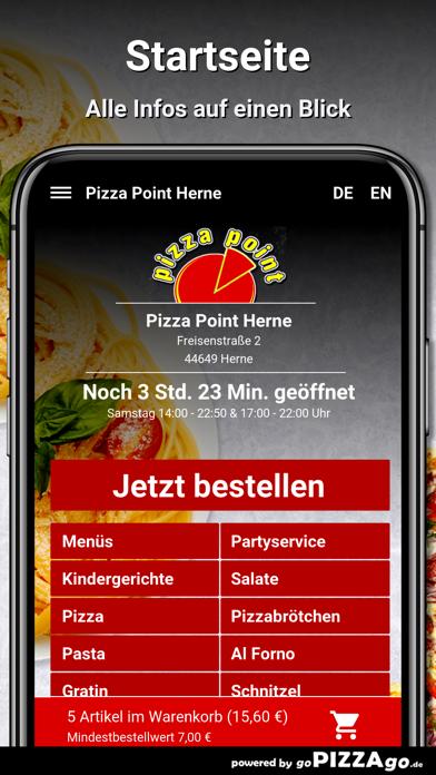 Pizza Point Herne Herne screenshot 2