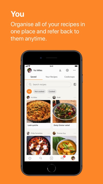 Cookpad - Recipe Sharing screenshot-5