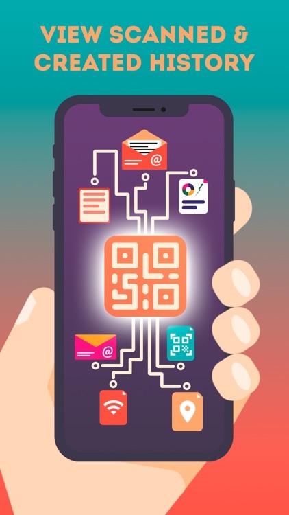 QScaN - QR & Barcode Scanner screenshot-4
