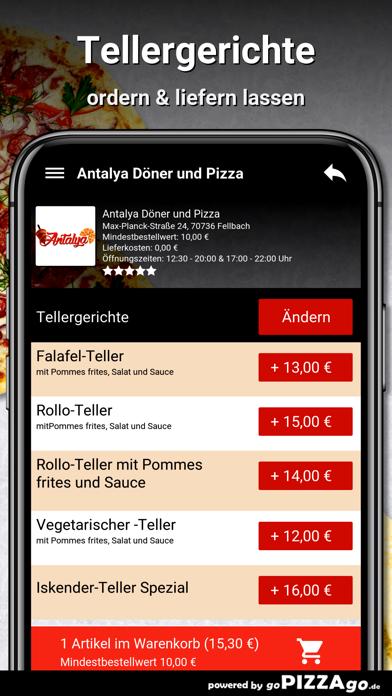 Antalya Fellbach screenshot 6