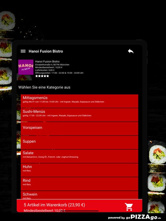 Hanoi Fusion Bistro München screenshot 8