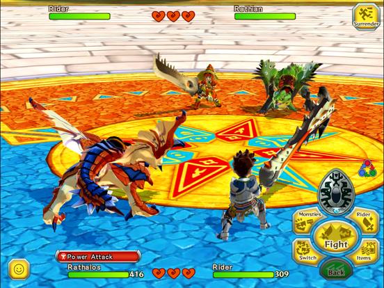 Monster Hunter Stories+ screenshot 8