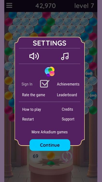 Bubble Shooter by Arkadium screenshot-9