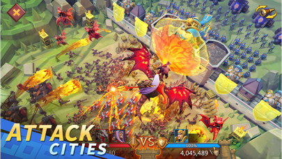 Screenshot from Lords Mobile: Tower Defense