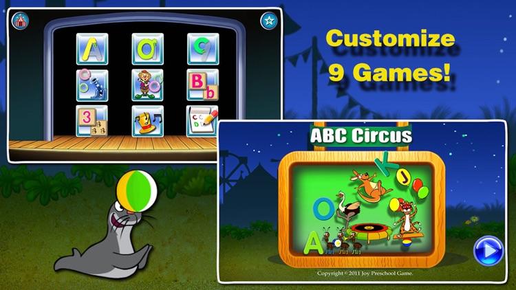ABC Circus - Learn Alphabets screenshot-4