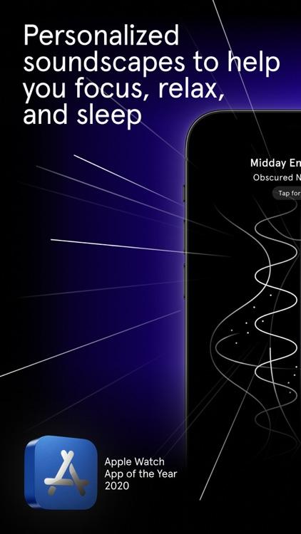 Endel: Focus, Sleep, Relax screenshot-0