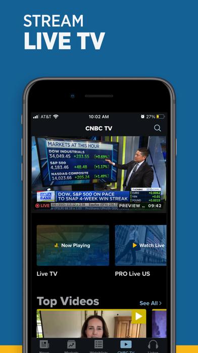 CNBC: Stock Market & Businessのおすすめ画像5