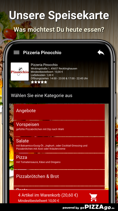 Pinocchio Recklinghausen screenshot 5