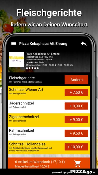 Kebaphaus Alt Ehrang Trier screenshot 6