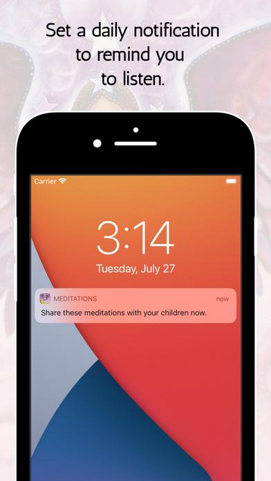 Meditations for Children screenshot 5