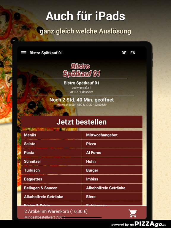 Bistro Spätkauf 01 Hildesheim screenshot 7