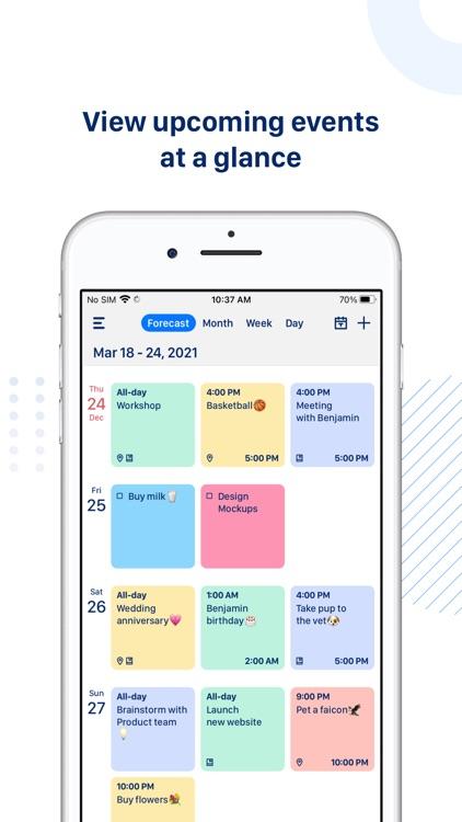 Tiny Calendar: Planner & Tasks