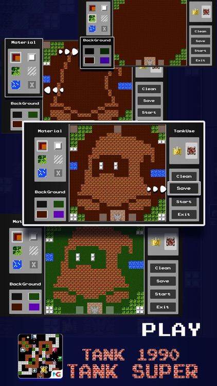 Tank 1990: Super Tank, Tank 90 screenshot-4
