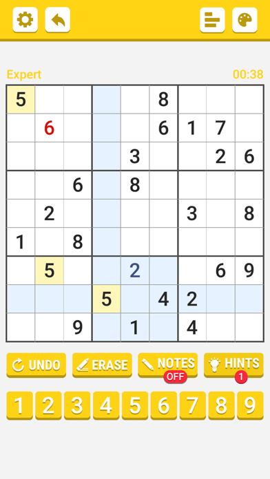 Super Sudoku 2021 screenshot 7