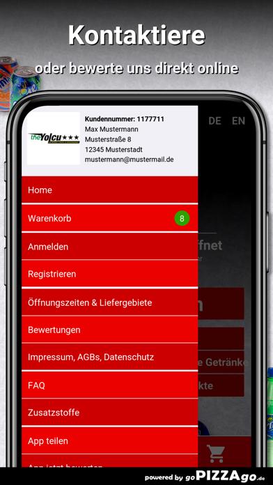 The Yolcu Pinneberg screenshot 3
