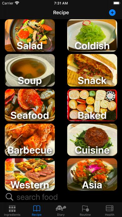 FoodHealthDiary紹介画像4