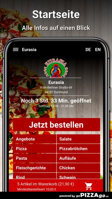 Eurasia Dortmund screenshot 2