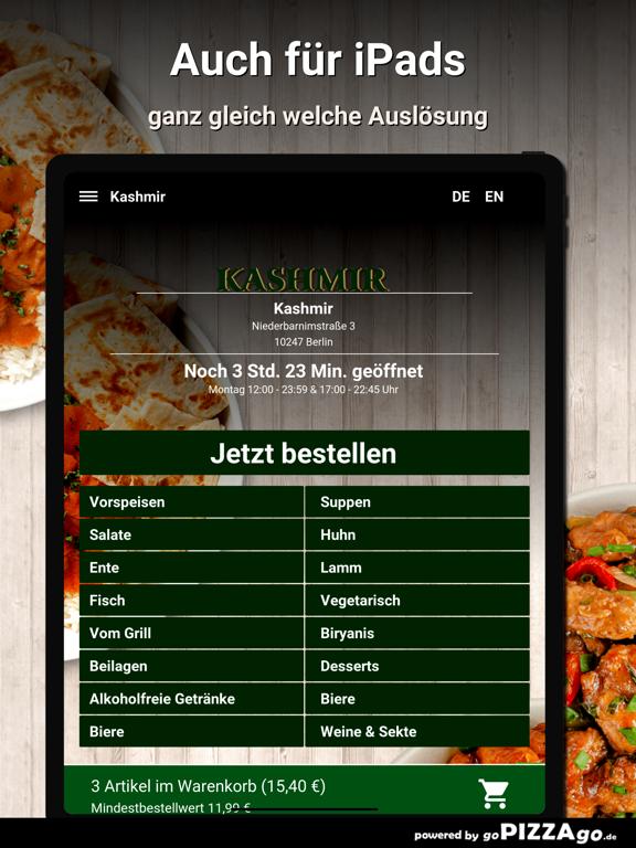Kashmir Berlin screenshot 7