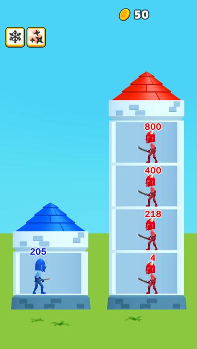 Castle Battle! screenshot 2
