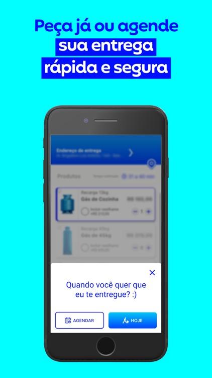 Ultragaz: pedir gás de cozinha screenshot-3