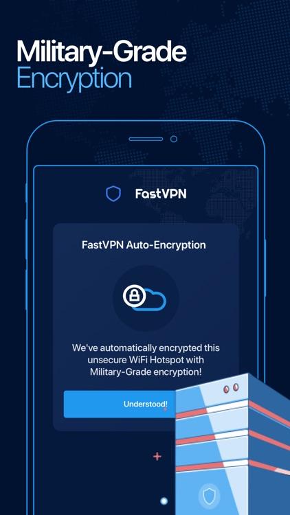 FastVPN - High Speed VPN screenshot-3