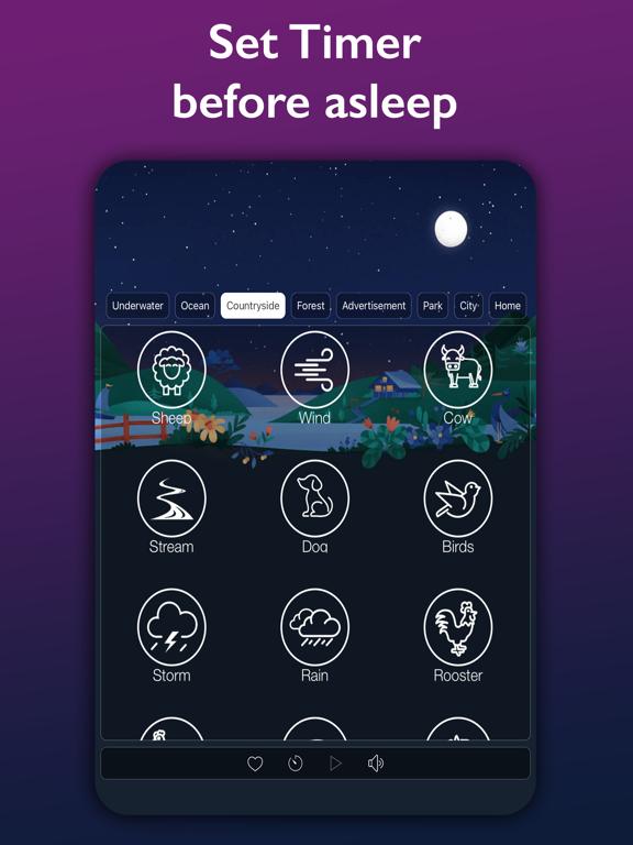 Calm Sounds screenshot 20