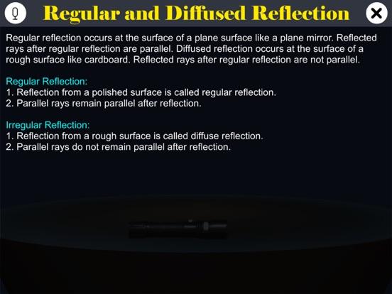 Regular & Diffused Reflection screenshot 9