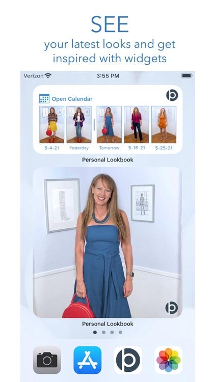 Personal Lookbook & Closet screenshot-6