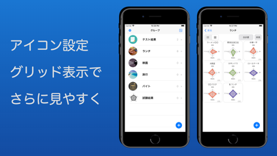 レーダーチャートメーカー紹介画像2
