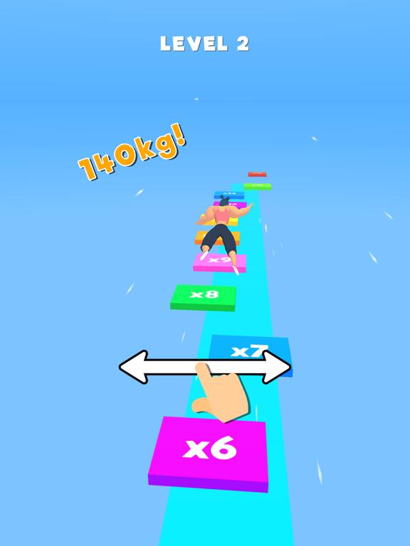 Weight Runner 3D screenshot 8
