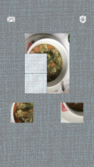 Food: Tiling Puzzles screenshot 3