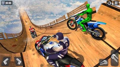スーパーヒーローGTバイクレーシングスタント紹介画像2