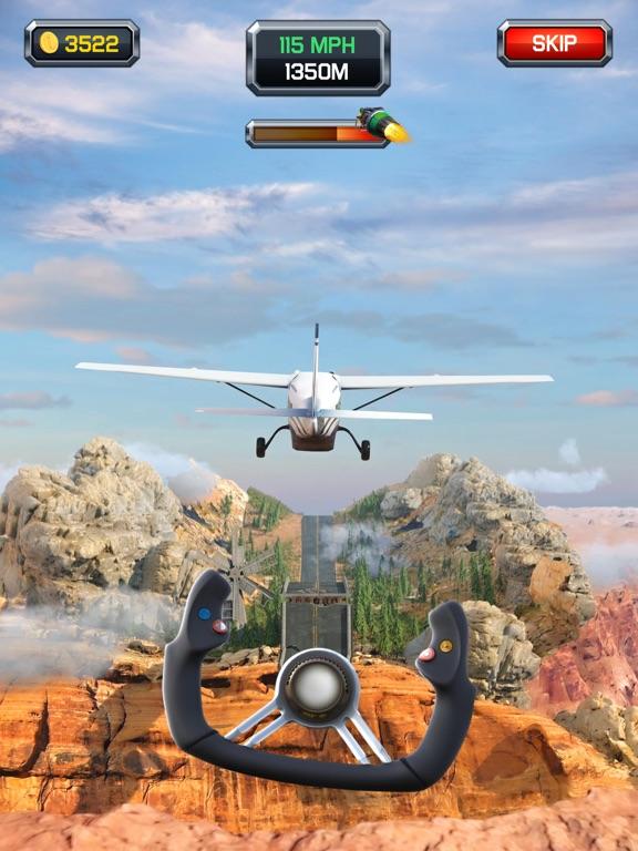 Crazy Plane Landing screenshot 9