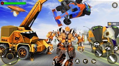 グランドショベルロボットゲーム紹介画像3