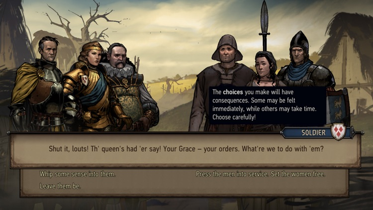 The Witcher Tales screenshot-5