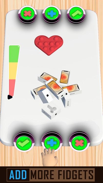 Fidget Trading 3D - Pop Us