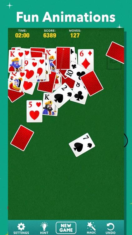 Solitaire Games #1 screenshot-3